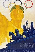 1936柏林奥运会海报