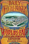 1904圣路易斯奥运会海报