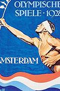 1928阿姆斯特丹奥运会海报