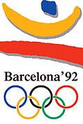 1992年巴塞罗那奥运会海报